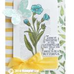 SNEAK PEEK: Butterfly Basics Inspiring Card
