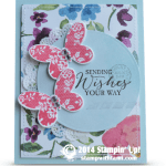 OCCASIONS: Butterfly Basics Occasions Card