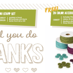 NEW: Sale-a-bration bonus products!