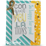 CARD: Congratulations so happy for you