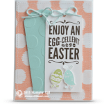 CARD: Egg-cellent Easter Peeps Card