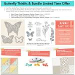 SPECIAL: The Butterflies have landed FINALLY save 15%