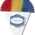 BLOG HOP: Stampin Up Hawaii theme Snow Cone Card