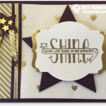 CARD: Shine Like the Stars Graduation Card