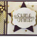CARD: Shine Like the Stars Graduation Card