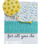 CARD: Thanks for all you do