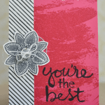 CARD: You're the Best Card