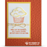 CARD: Happiness is Cupcakes