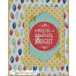 CARD: Making Spirits Bright from Among the Branches