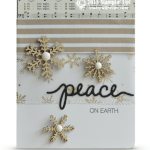 CARD: Holly Jolly – Peace – Part II plus Founders Circle bound