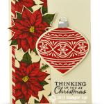 CARD: Thinking of You at Christmas