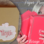 VIDEO: Paper Pumpkin meets Project Life – Storage Tips