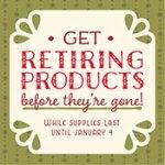 NEWS: Holiday Catalog Retiring Products List