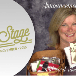 VIDEO: Stampin Up OnStage Swaps and Special Announcements