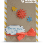 CARD: Grateful Bunch of Flowers Card