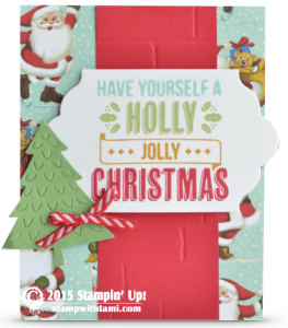 stampin up have yourselfa holly julloy christmas