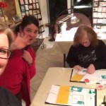 What happens at a Stamp It Demonstrator Gathering?