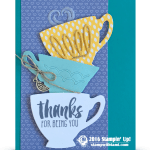 CARD: A Nice Cuppa Thanks to You
