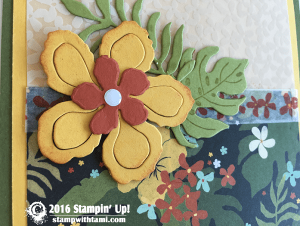 stampin up botanical bloms 2