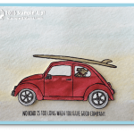 CARD: A Beautiful Ride Punch Buggy Card