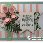 CARD: Rose Wonder Sympathy & Winner Announcement