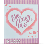 CARD: Live, Laugh, Love from Layering Love