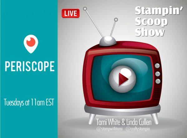 stampinup scoop show
