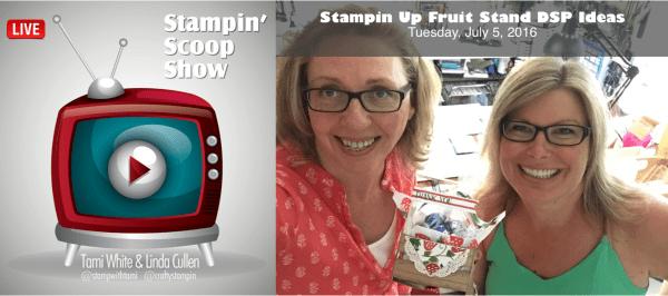 stampin scoop epidsode 13