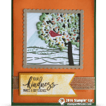 CARD & VIDEO: Awesome Thoughtful Branches Window Card
