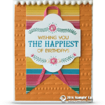 CARD: Wishing you the happiest of birthdays