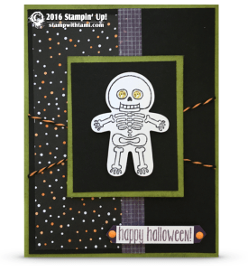 stampin up cookie cutter halloween stampin sccop 3