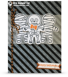 stampin up cookie cutter halloween stampin sccop 5