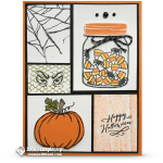 CARD: Jar of Haunts Halloween Card – Part 2