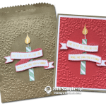 CARD: Time to put out this tiny fire birthday card & envelope set