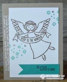 Wonder of Christmas stamp set