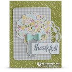 CARD: Beautiful Thankful Life Card