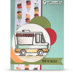 CARD: You're the Sweetest from Tasty Trucks Sale-a-bration fun