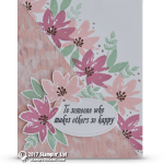 CARD: To someone who makes others so happy from Avant Garden