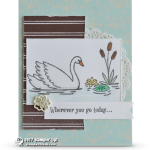 CARD: Wherever you go today from Swan Lake