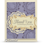 BLOG HOP: Thank you for everything from Make a Medallion SAB Card
