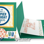 CARD: Balloon Adventures Pop Out WOW Card – Last day of Sale-a-bration