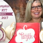 VIDEO: March 2017 Paper Pumpkin Kit, Alternate Projects & Giveaway