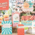 Spotlight on the Retiring Cupcakes & Carousels Suite On Sale – 1 Day Left