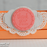 PROJECT: Thank You Crate Treat Holder from the Wood Words Set