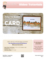 Watercolor Pumpkin Halloween Card-stampwithtami-stampin up