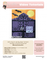 Graveyard Gate Card-stampwithtami-stampin up
