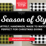 NEWS: Introducing the Season of Style from Paper Pumpkin – Oct & Nov Kits