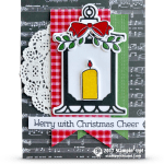 CARD: Merry Christmas Cheer from the Seasonal Lantern Bundle