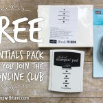 FREE ESSENTIALS PACK: Join my VIP Online Stamp Club – ends November 15
