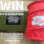 REVEAL: October Paper Pumpkin Kit Reveal and Contest